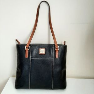 Dooney and Bourke Leather Tote Bag